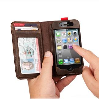 Idea Negocio Funda Iphone