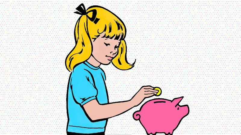 aprender a ahorrar para niños