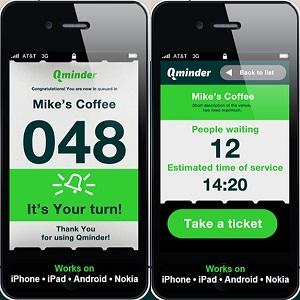 Una aplicación para gestionar los tiempos de espera