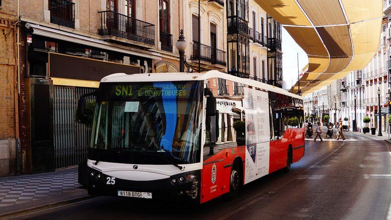 precio transporte público España