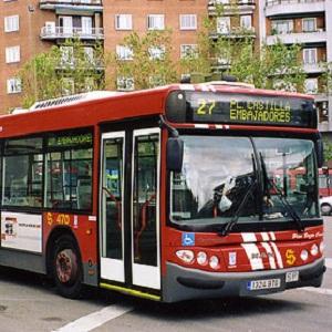 Comparativa precio de transporte público en ciudades españolas