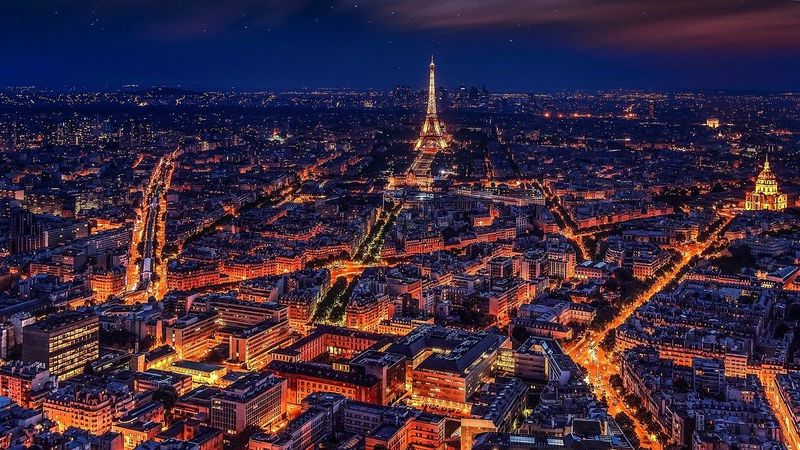 traslado de aeropuerto Orly a París