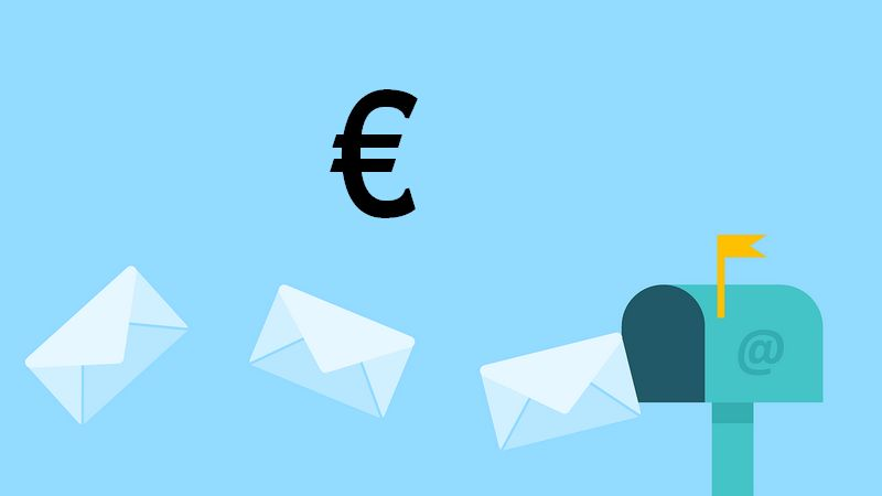 ganar dinero con listas de correos