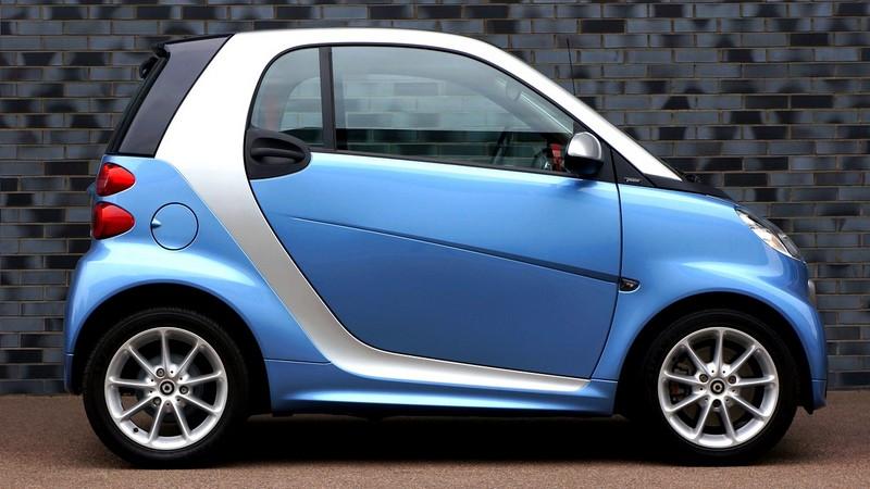 mejor coche pequeño ciudad