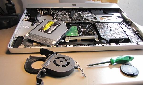 arreglar ordenadores
