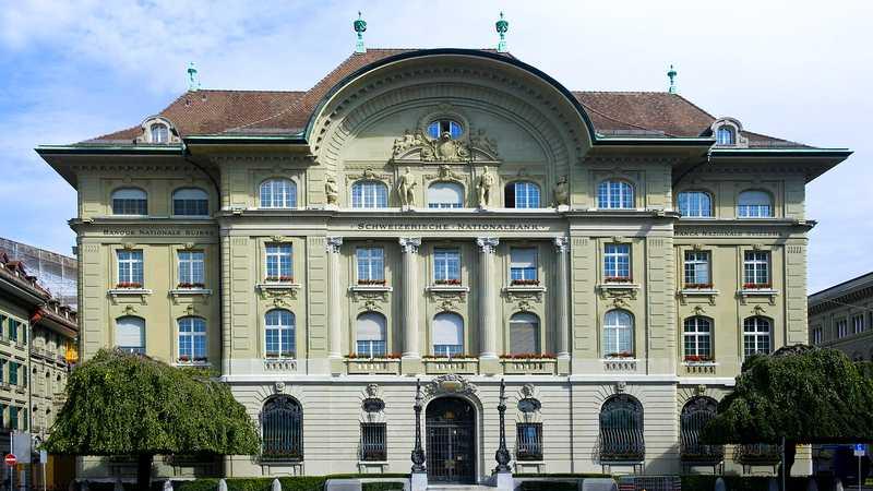 banco central suizo