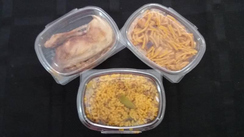 app para no desperdiciar comida: Phenix