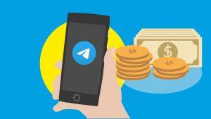 Cómo ganar dinero con los canales de Telegram