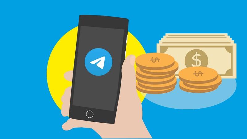 cómo ganar dinero con telegram
