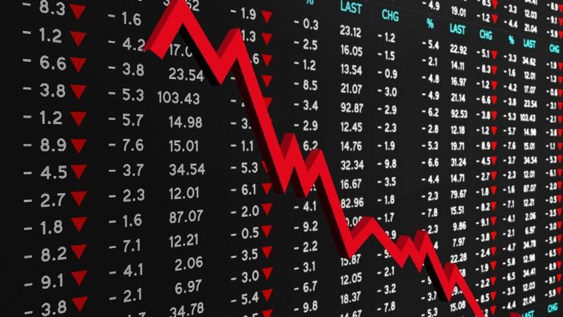 crash de la bolsa americana